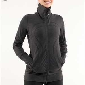 Lululemon In Stride Zip Up Jacket